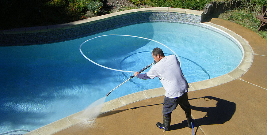 Pool Pressure & Acid Wash Gainesville GA | Deep Clean ...