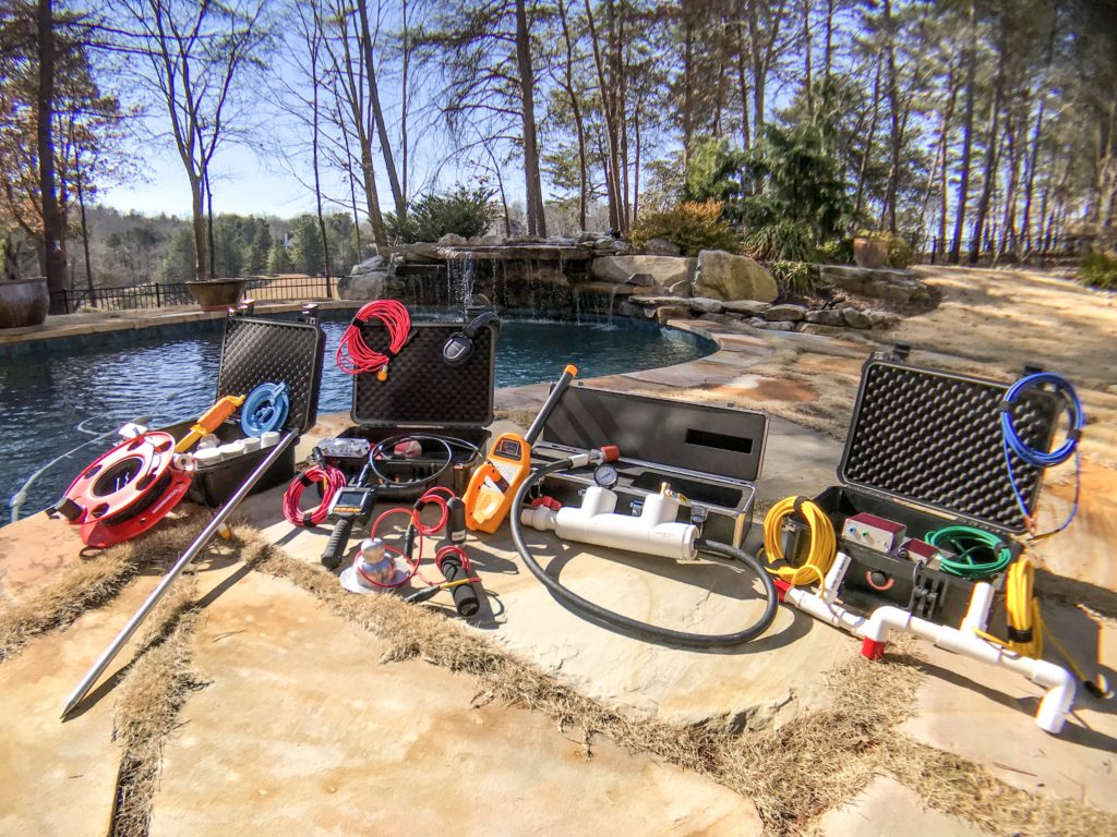 Swimming Pool Leak Detection And Repair Gainesville Georgia